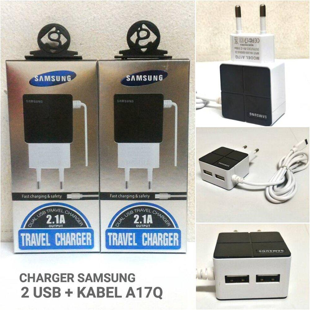 Charger Samsung A17Q + 2 USB