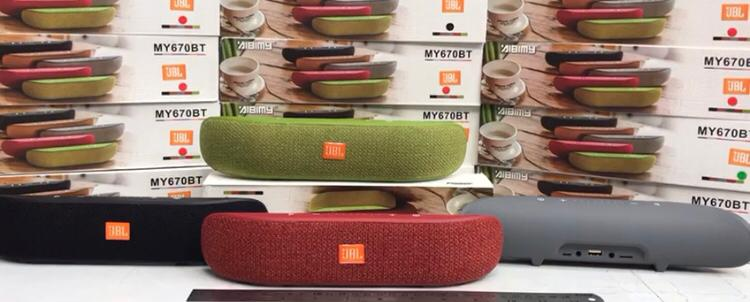 Speaker Bluetooth JBL MY670