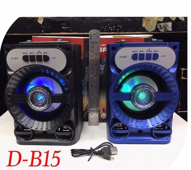Speaker Bluetooth DB-15