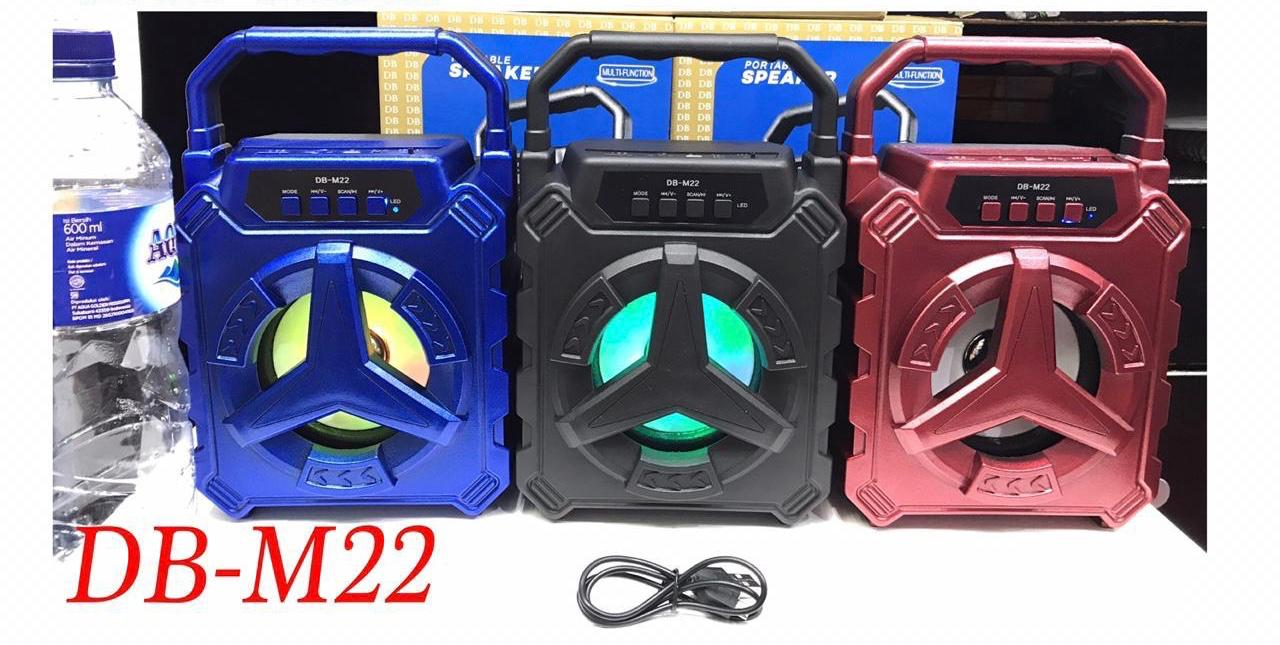 Speaker Bluetooth DB-M22