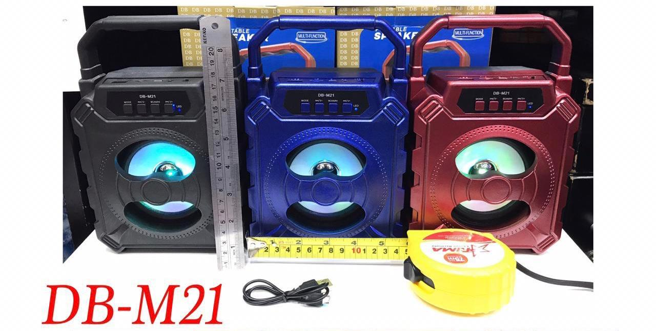 Speaker Bluetooth DB-M21