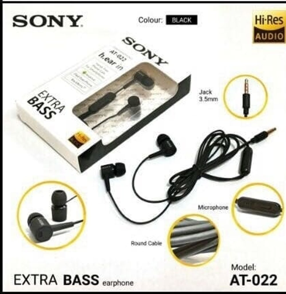 Handsfree Sony AT-022 (New)