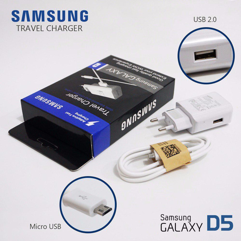 Charger Samsung Galaxy D5 New
