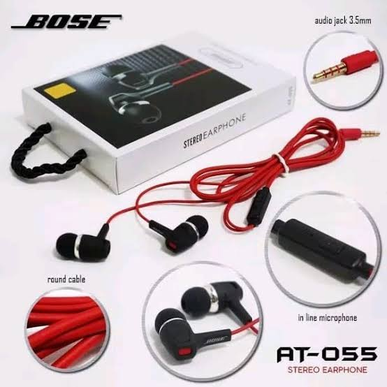 Handsfree Bose AT-055 New