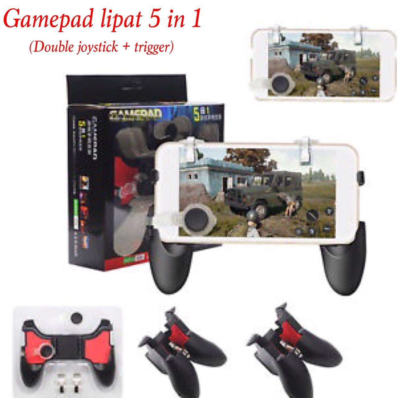 Gamepad 5 in 1 Murah