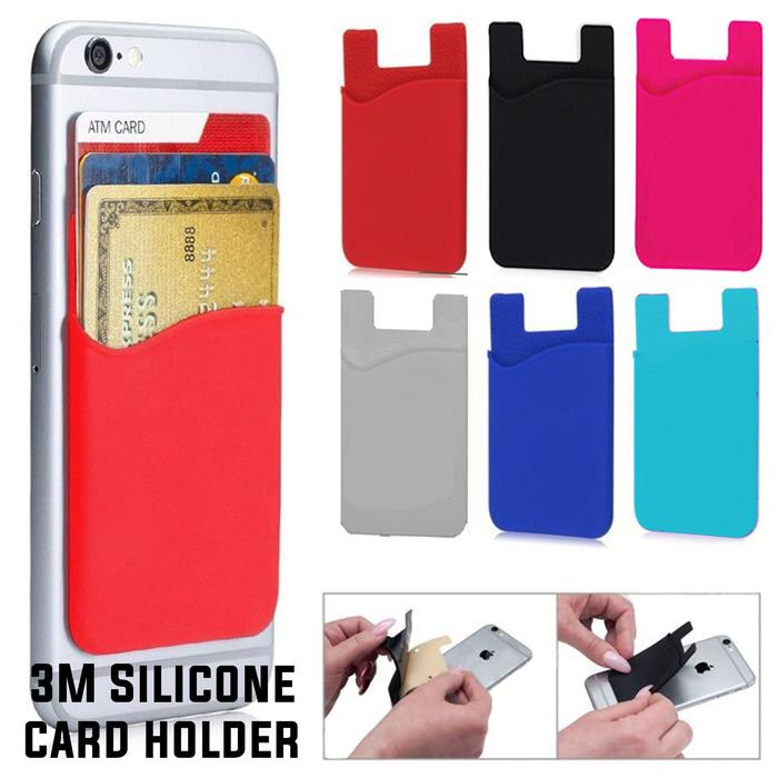 Card Holder 3M Silicone