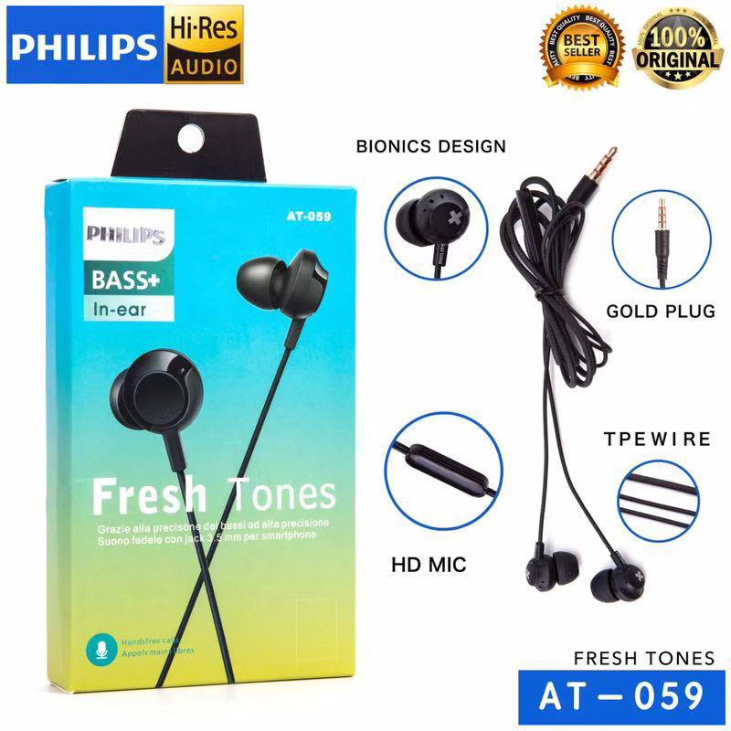 Handsfree Philips AT-059(New)