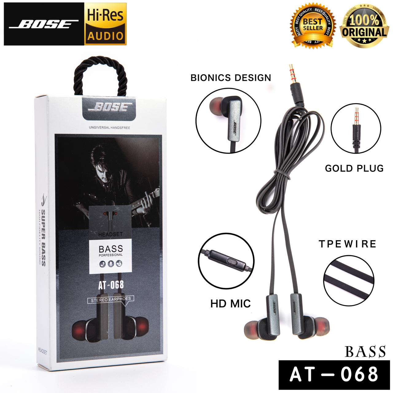 Handsfree Bose AT-068 (New)