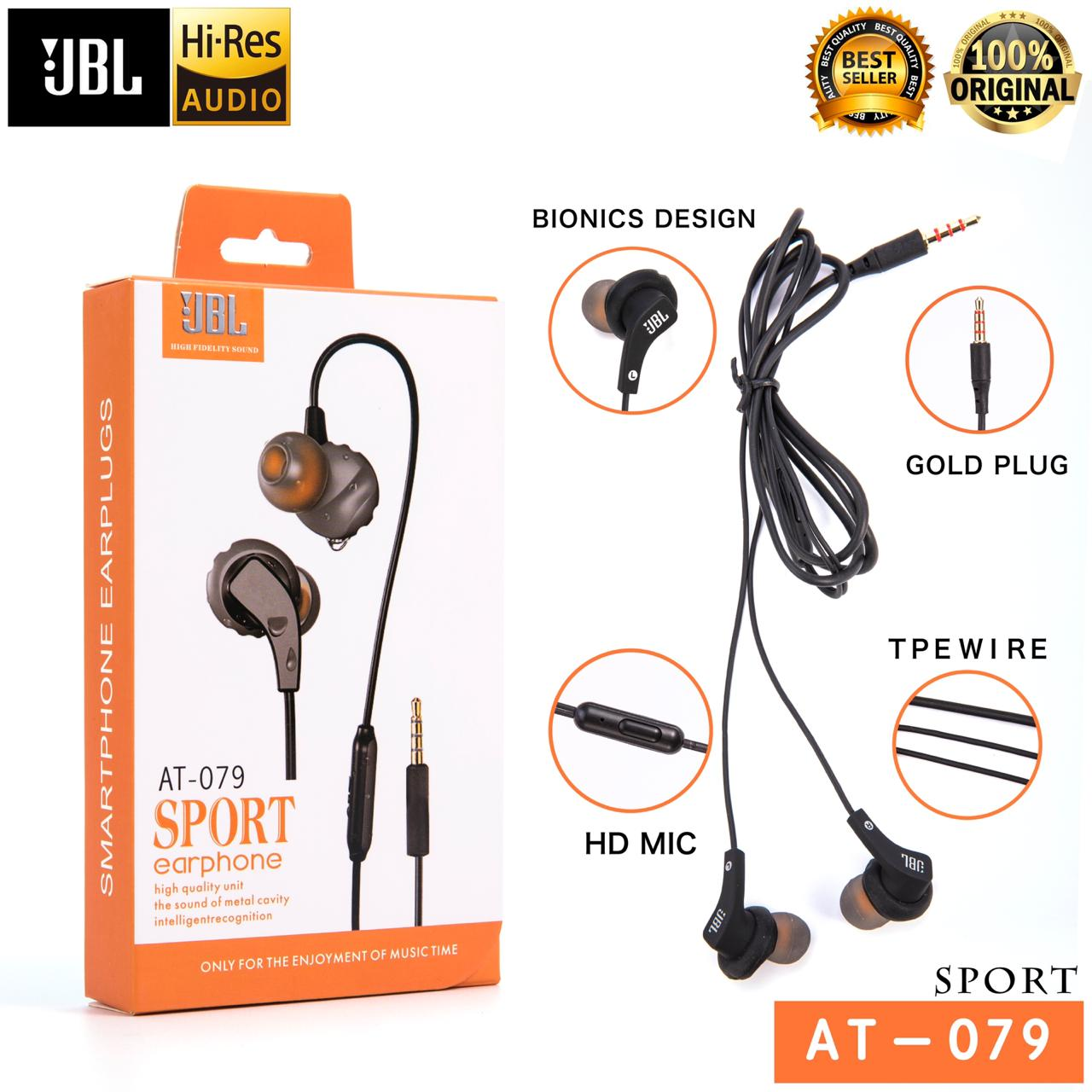 Handsfree JBL Bluetooth JBL AT-079