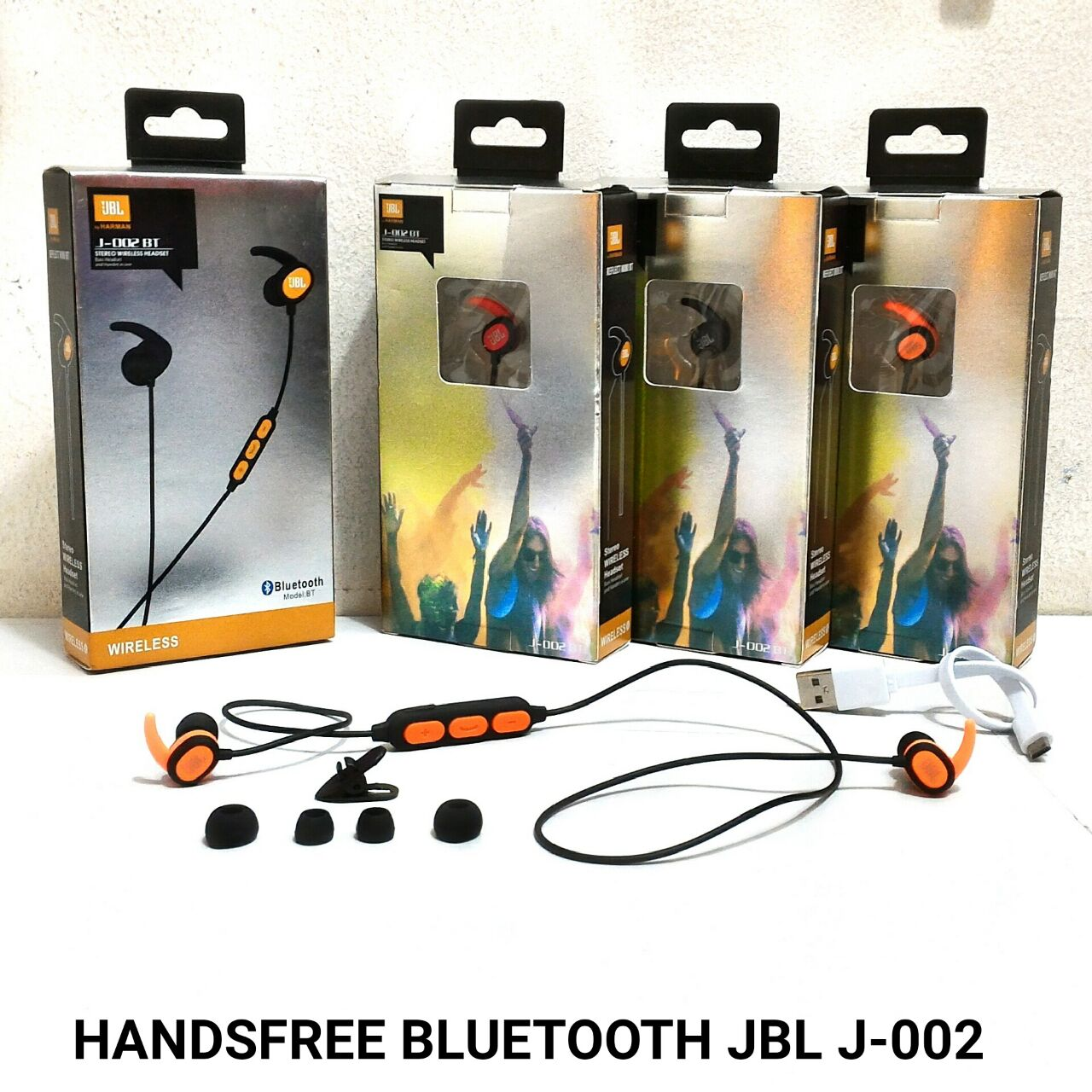 Handsfree Bluetooth JBL J-002