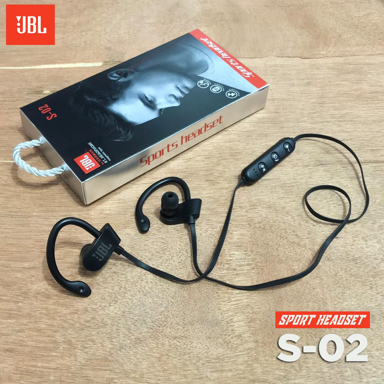 Handsfree Bluetooth JBL S-02