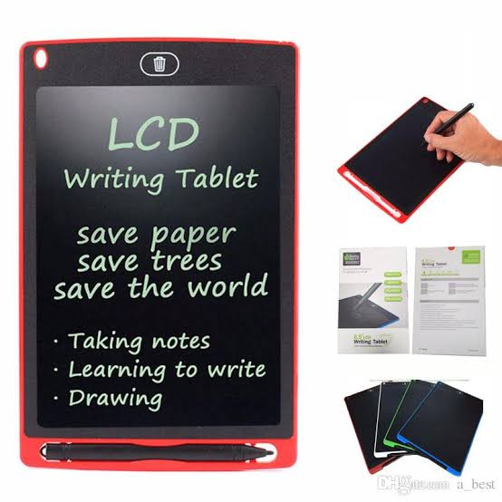 LCD Writing Tablet 8.5 inch Murah