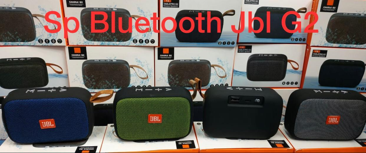 Speaker Bluetooth JBL G2 (new)