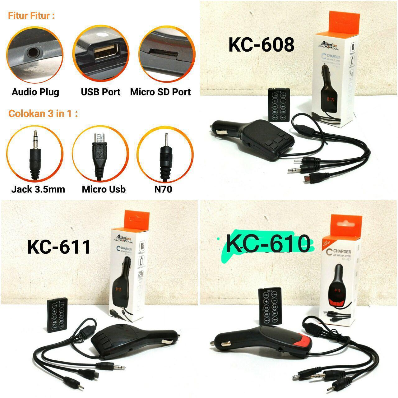 Modulator = Kabel Charger