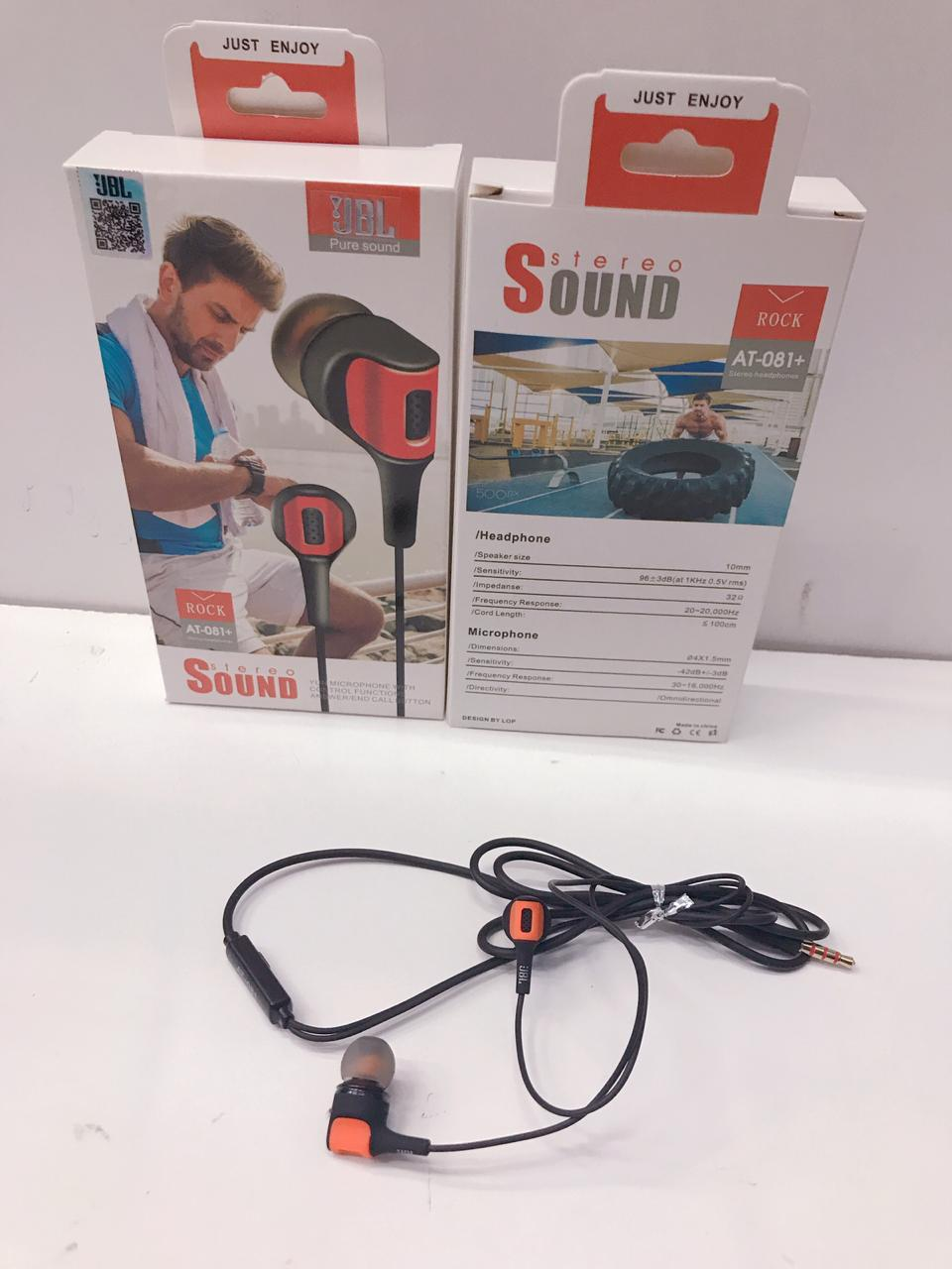 Handsfree Bluetooth JBL AT-081+