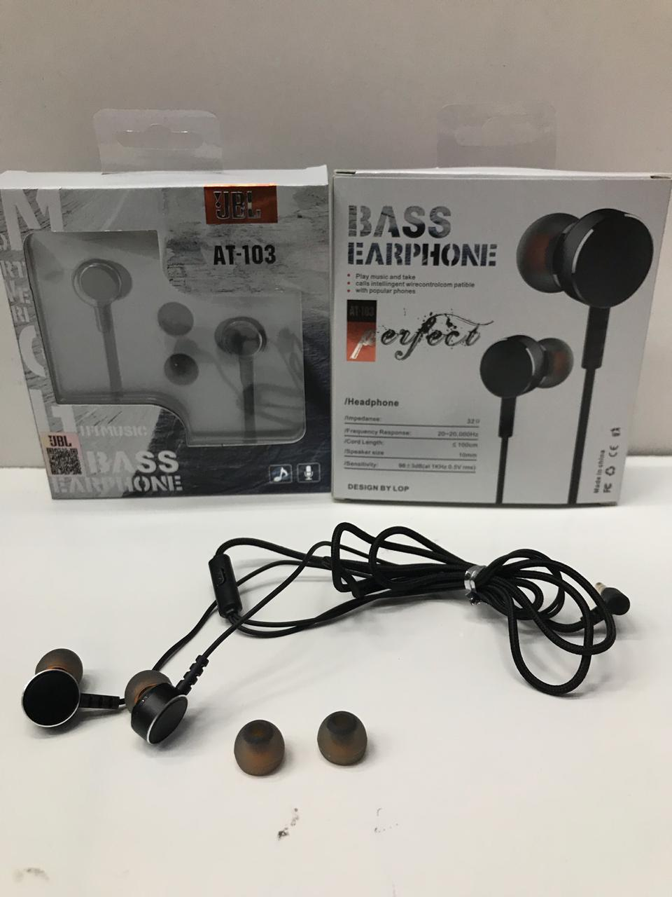 Handsfree JBL Besi AT-103