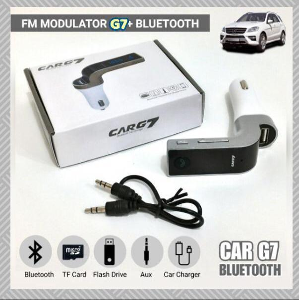 Modulator G7 Bluetooth