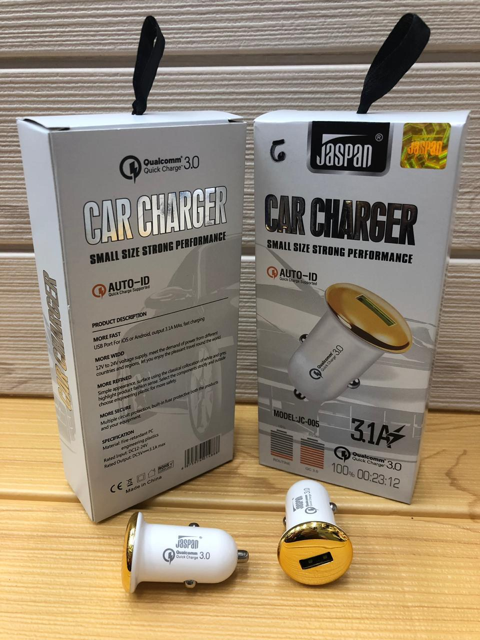 Batok Saver Jaspan Mini JC-005 Fast Charging