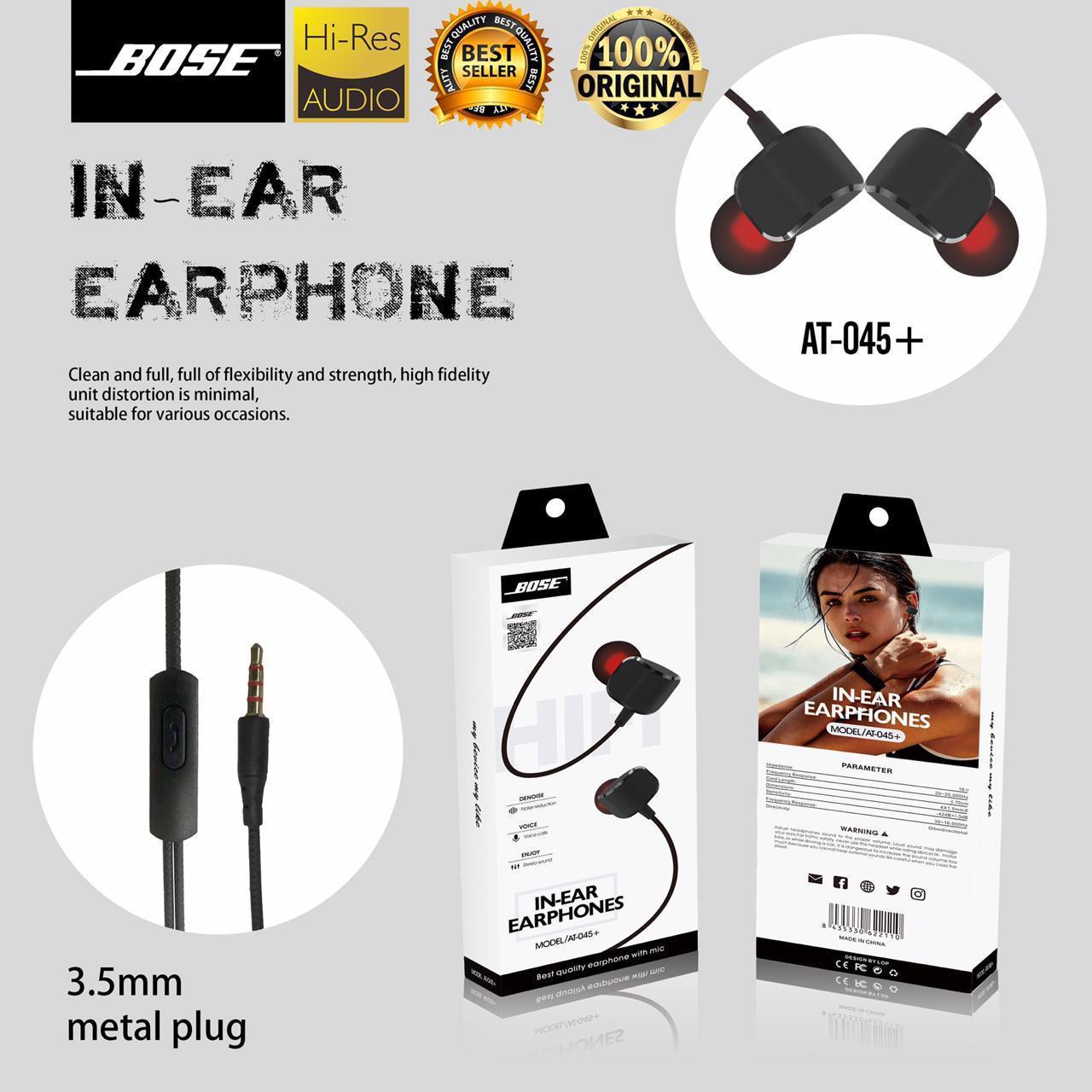 Handsfree Bose AT-045 New