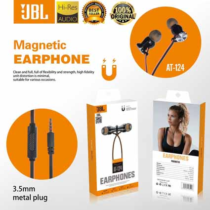 Handsfree JBL AT-124 Magnet