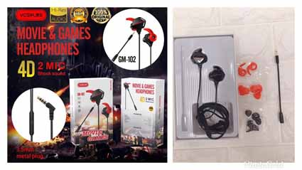 Handsfree Gaming Yesplus GM-102