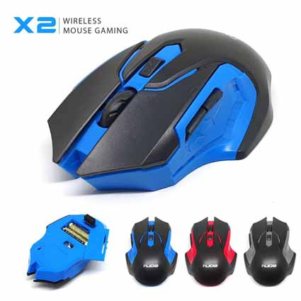 Mouse Wireless Gaming X2
