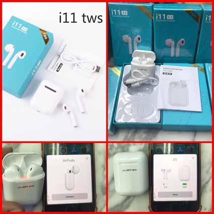 Handsfree Bluetooth TWS i11