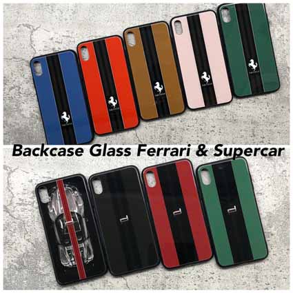 Backcase Glass Branded