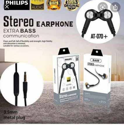 Handsfree Philips Magnet AT-070