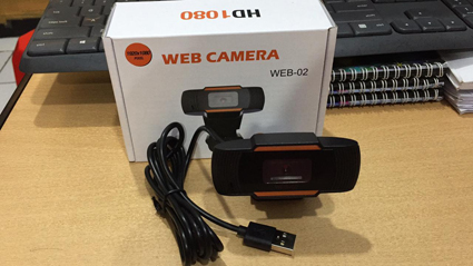 Camera USB Wecam WEB-02