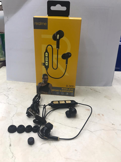 Handsfree Bluetooth Realme R-300