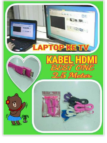Kabel HDMI 1 in 1