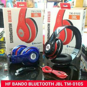 Headset Bando Bluetooth JBL TM-010S