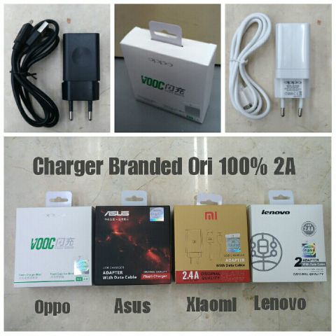 Charger Branded Ori 100% 2A