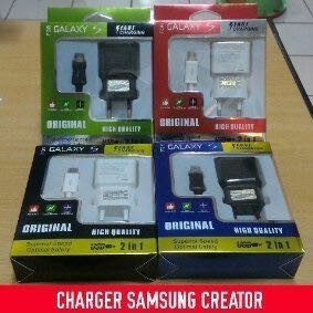 Charger Samsung Creator