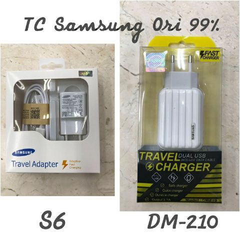 Charger Samsung Ori 99 Fast Charging Murah