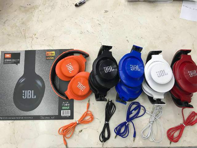 Headset Bando JBL J100 (New)