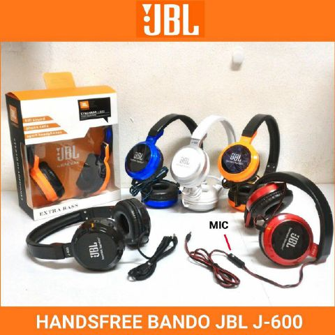 Headset Bando JBL J600 (New)