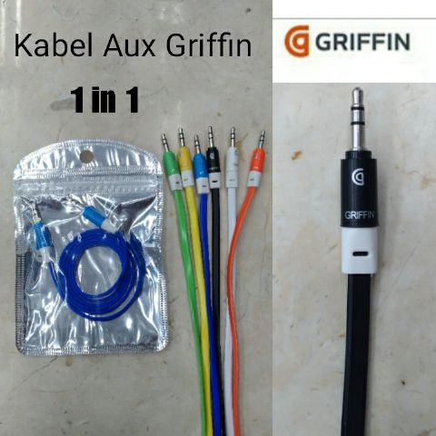 Kabel Aux Griffin 1 in 1