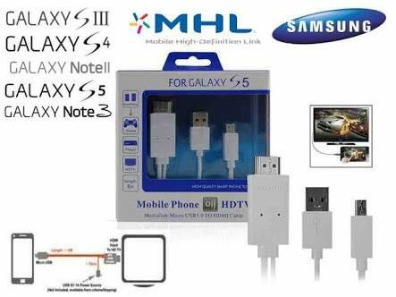 Kabel HDMI Samsung 2in1