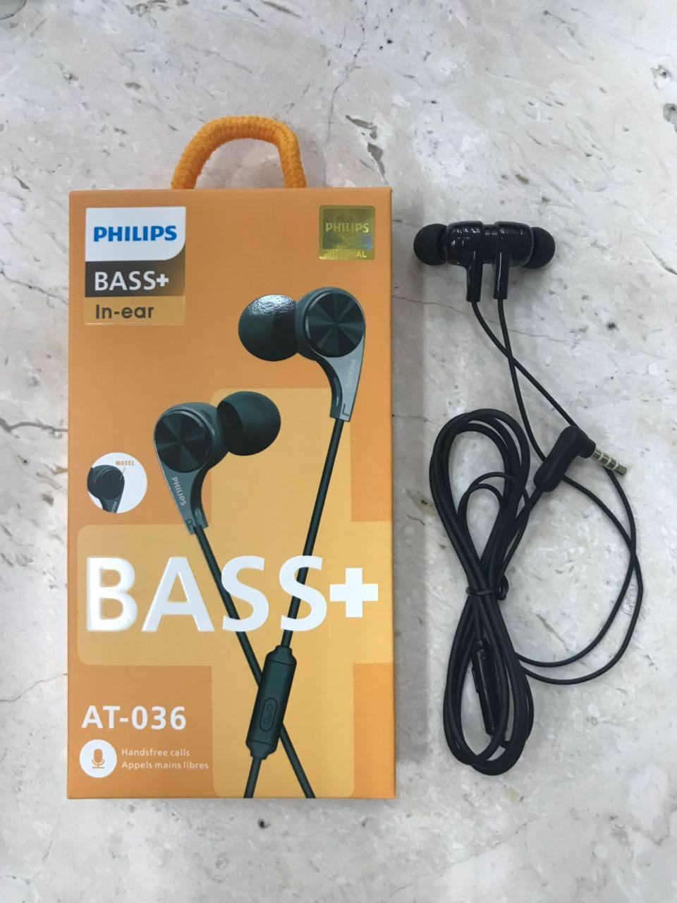 Handsfree PHILIPS magnet AT-036