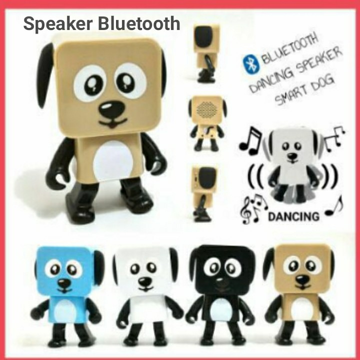 Speaker Bluetooth Smart Dog
