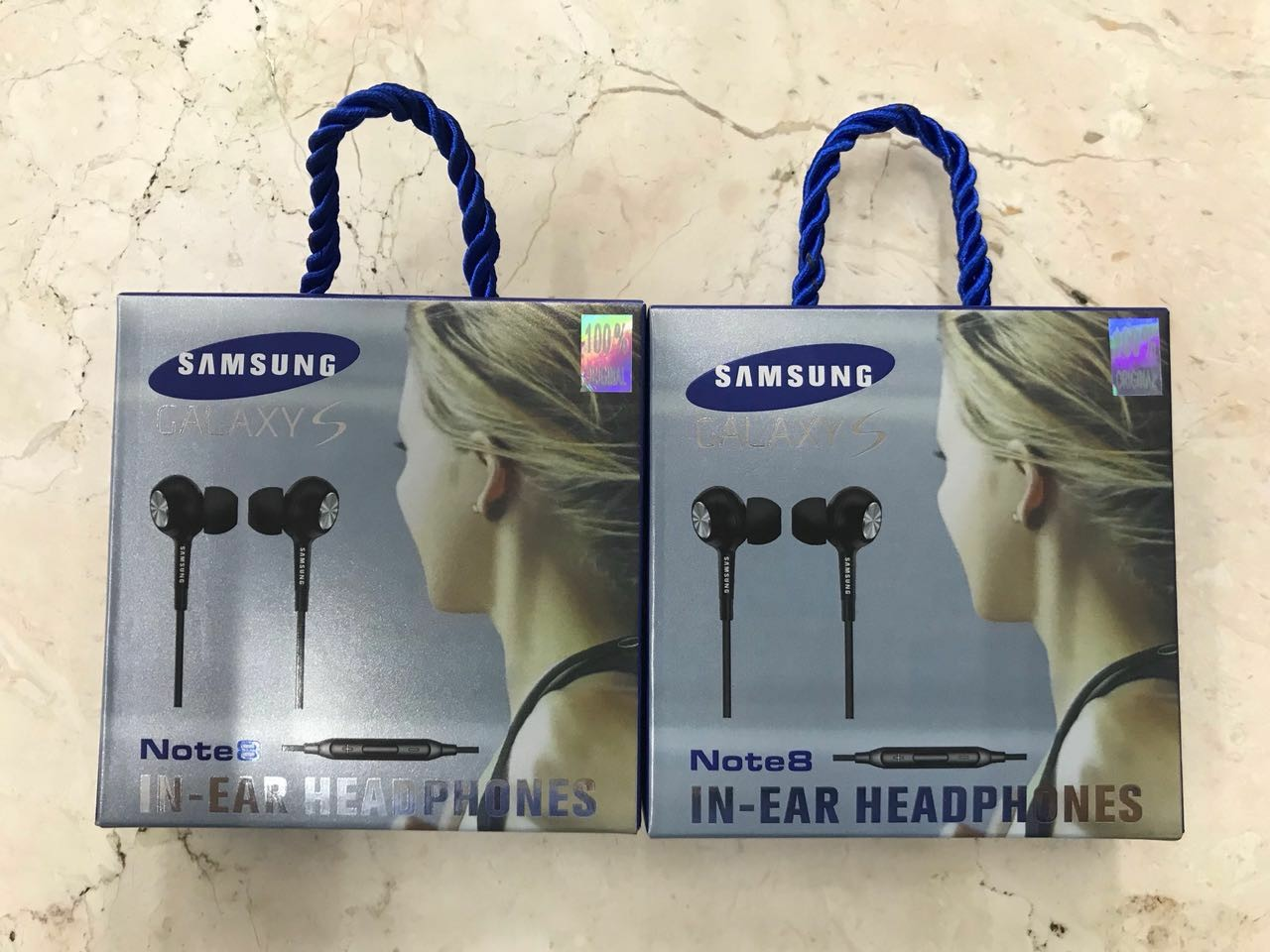 Handsfree Samsung Note 8 (New)