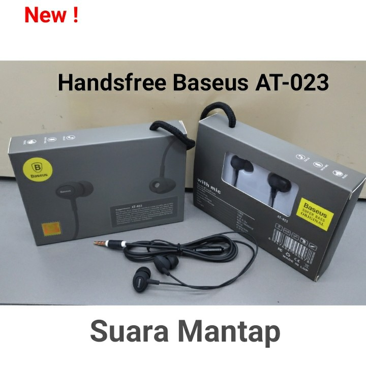 Handsfree Baseus AT-023