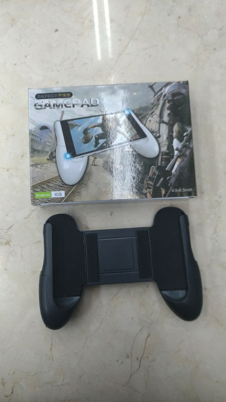 Game Pad + Standing