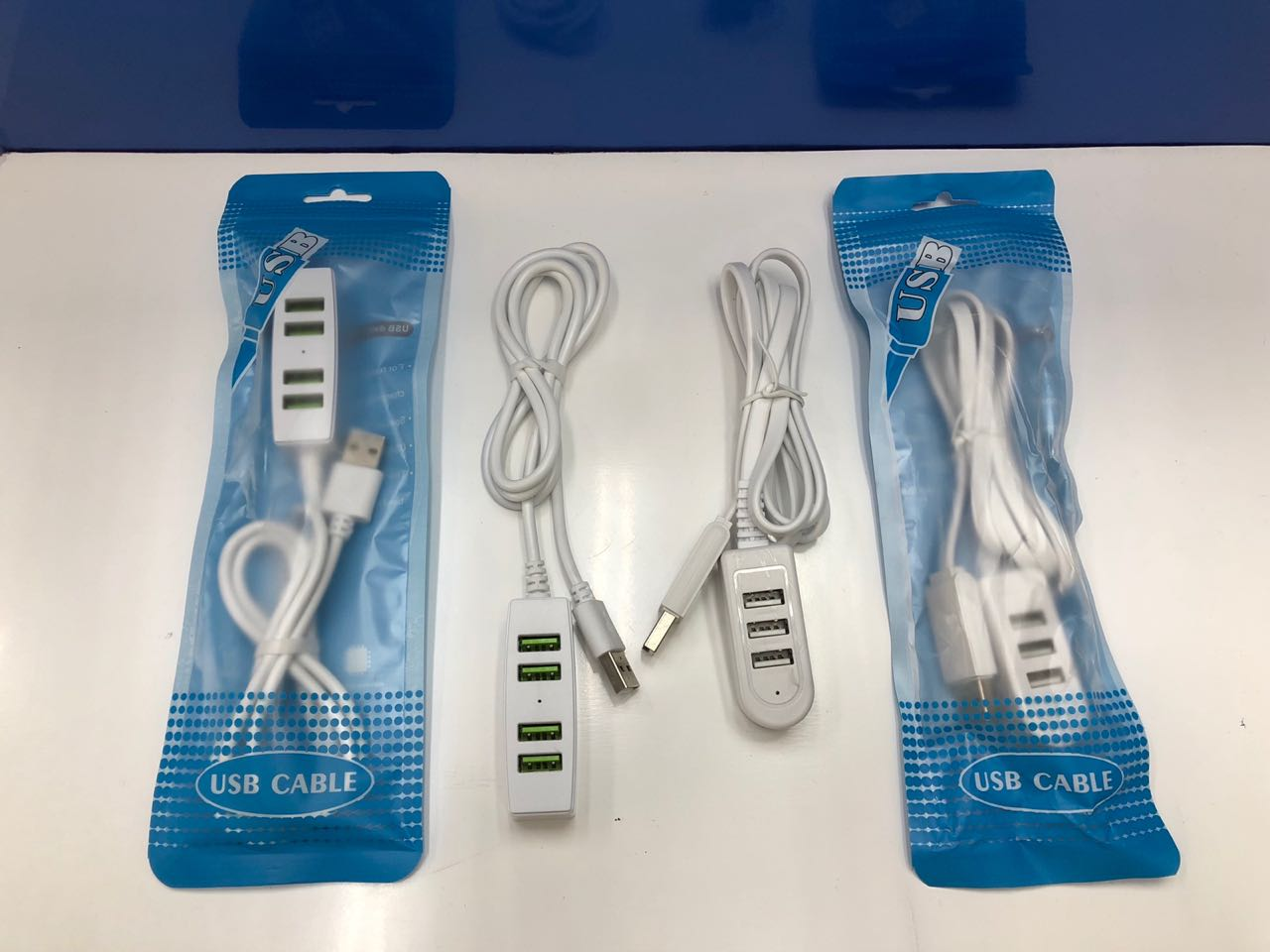 Kabel Port 3 USB dan 4 USB