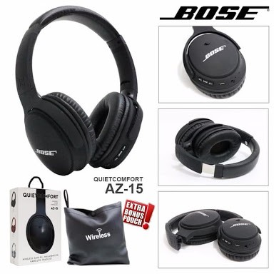 Headset Bando Bluetooth Bose AZ-15
