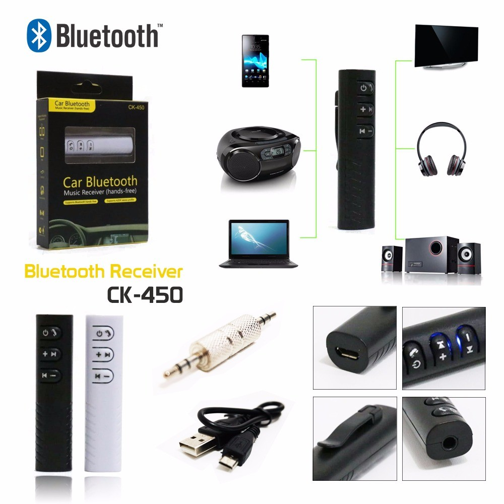 Car Bluetooth Receiver CK-450